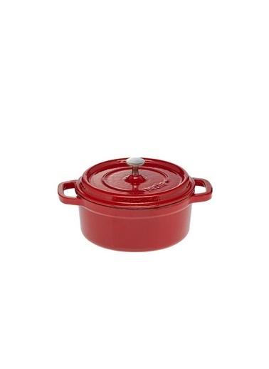 Hecha 3'lü mini güveç Kırmızı
